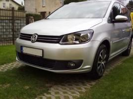 Volkswagen Touran, 1.6 l., vienatūris | 1