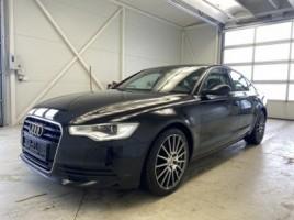 Audi A6, 3.0 l., sedanas | 0