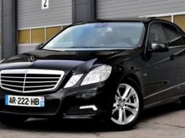 Mercedes-Benz E220 седан