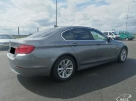 BMW 520, 2.0 l., sedanas | 1