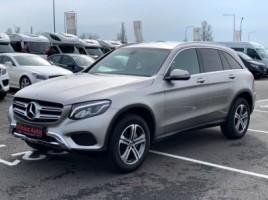 Mercedes-Benz GLC300 внедорожник