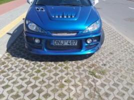 Peugeot 205 кабриолет