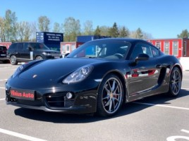 Porsche Cayman купе