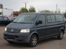 Volkswagen Transporter минивэн