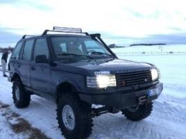 Land Rover Range Rover внедорожник