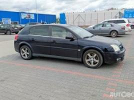 Opel Signum hečbekas