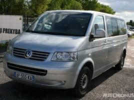 Volkswagen Caravelle, Keleiviniai iki 3,5 t | 0