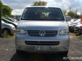 Volkswagen Caravelle, Keleiviniai iki 3,5 t | 1
