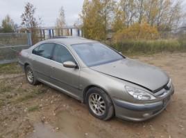 Peugeot sedanas