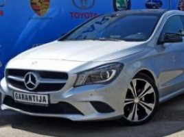 Mercedes-Benz CLA220 kupė