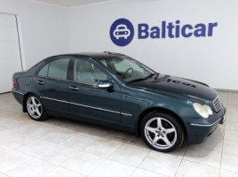 Mercedes-Benz C270, 2.7 l., sedanas | 0