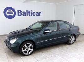 Mercedes-Benz C270, 2.7 l., sedanas | 1