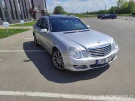 Mercedes-Benz E220, 2.0 l., sedanas | 3
