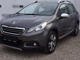 Peugeot 2008 visureigis