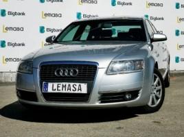 Audi A6, sedanas   0