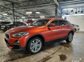 BMW X2, 2.0 l., visureigis   0