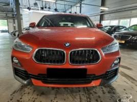 BMW X2, 2.0 l., visureigis   3
