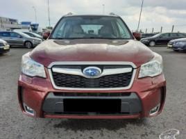 Subaru Forester, 2.5 l., visureigis   3