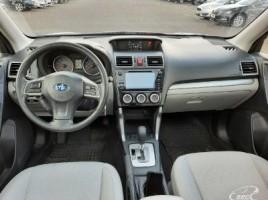 Subaru Forester, 2.5 l., visureigis   2