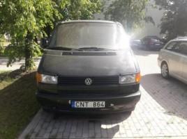 Volkswagen Transporter, 2.4 l.   0