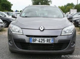 Renault Megane, 1.9 l., universalas | 1