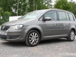 Volkswagen Touran, 1.9 l., vienatūris | 0