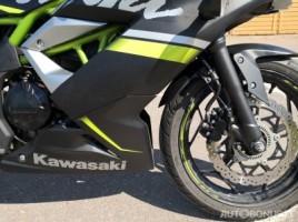 Kawasaki Ninja, Mopedas/Motoroleris   2