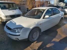 Ford, Sedanas | 2