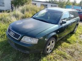 Audi, Universalas   3