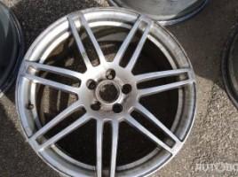 Audi lengvojo lydinio ratlankiai   1