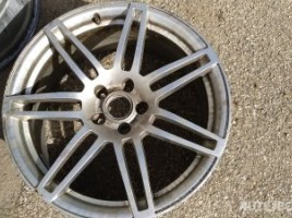 Audi lengvojo lydinio ratlankiai   2
