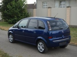 Opel Meriva, 1.8 l., vienatūris | 3