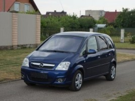 Opel Meriva, 1.8 l., vienatūris | 1