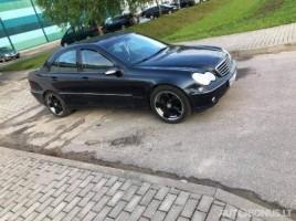 Mercedes-Benz C220, 2.2 l., sedanas | 3