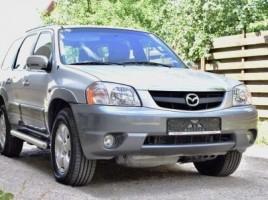 Mazda Tribute, visureigis   2