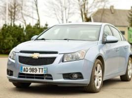 Chevrolet Cruze, sedanas | 1