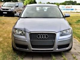 Audi A3, hečbekas | 2