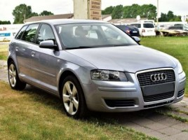 Audi A3, hečbekas | 3