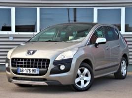 Peugeot 3008, 1.6 l., visureigis | 0