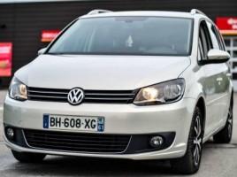 Volkswagen Touran, 1.6 l., vienatūris | 0