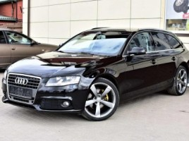 Audi A4, universalas | 0