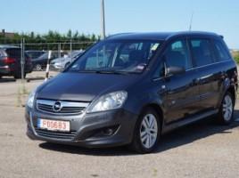 Opel Zafira, 1.7 l., vienatūris   1