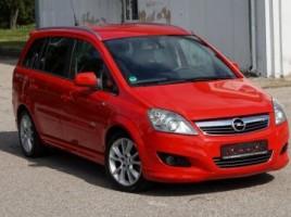 Opel Zafira, 1.9 l., vienatūris | 1