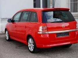 Opel Zafira, 1.9 l., vienatūris | 2
