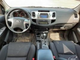 Toyota Hilux, 3.0 l., Внедорожник | 2