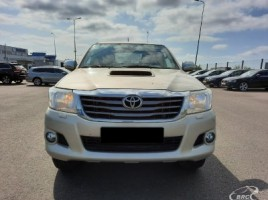 Toyota Hilux, 3.0 l., Внедорожник | 3