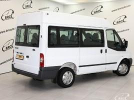 Ford Transit Tourneo 2.2 TDCi, Keleiviniai iki 3,5 t | 1