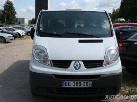 Renault Trafic, Keleiviniai iki 3,5 t   2