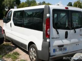 Renault Trafic, Keleiviniai iki 3,5 t   3