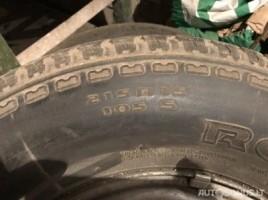 Nissan plieniniai štampuoti ratlankiai | 2